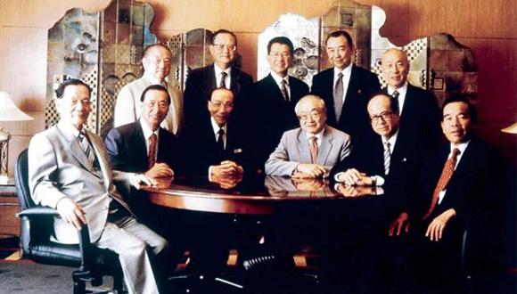 香港上市股权结构