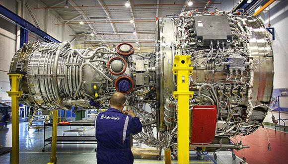全球第二大飞机引擎制造商