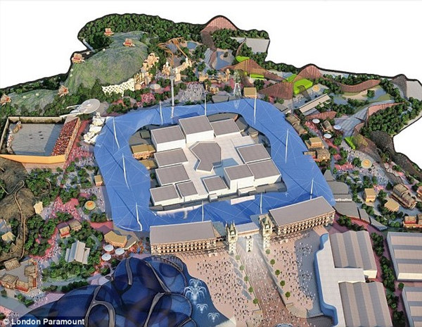 造价20亿英镑的bbc主题公园将于2020年建成
