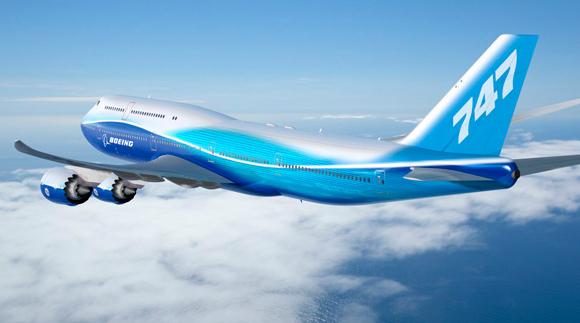 这架波音747-8私人飞机豪得像一座空中宫殿