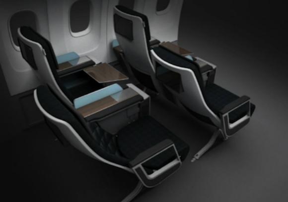 该座椅最大的卖点是,在满足空客对前后座位出口间距不低于9英寸(约合0.2米)要求的前提下,这款座椅从前座位的靠背到后座椅靠背间的座椅间距为34英寸(约合0.86米)。Acro公司总裁Chris Brady对媒体表示,相对于竞争对手所设计的座椅间距通常为38英寸(约合0.96米),Acro的座椅能够在保证舒适度的前提下更加节省机舱空间,因而具有竞争优势。 另据Flight Daily News报道,Acro公司执行副总裁表示,希望在汉堡展会期间寻找潜在客户,视市场反应而定,将豪华经济舱座椅投入生产服务中。