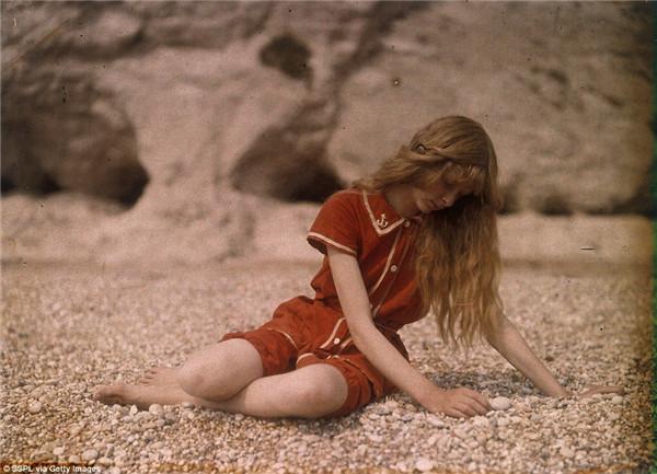 这是世界上现存最早的彩色照片