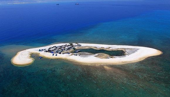 炒热中国南海岛礁扩建