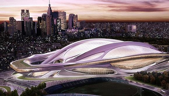 一个奥运会主体育场得花多少钱
