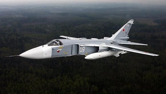 俄罗斯军用飞机出现的第五起事故