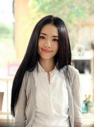 台湾盛产的小清新美女
