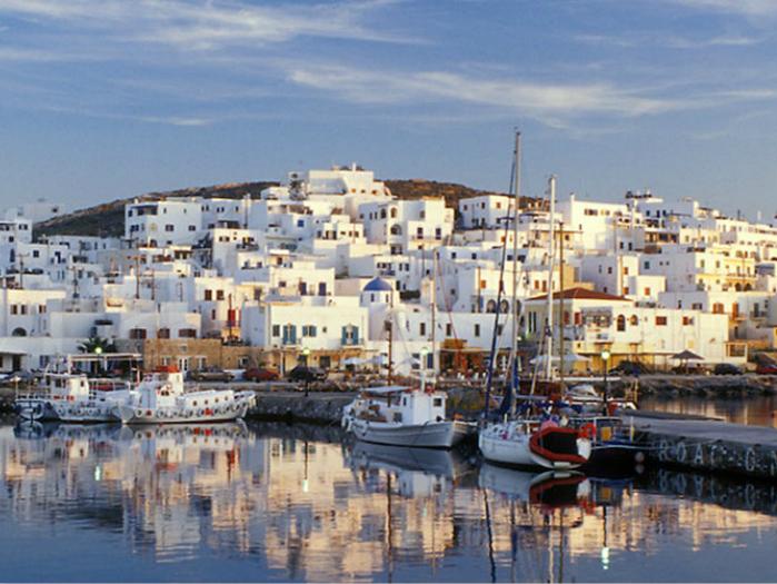 希腊,帕罗斯岛(paros)