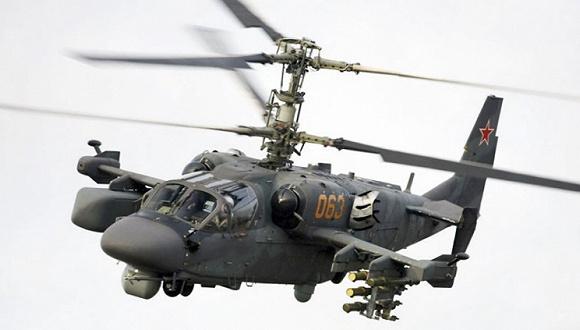 埃及将收到卡-52武装直升机
