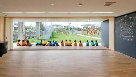 这家建筑设计公司只为幼儿园做设计