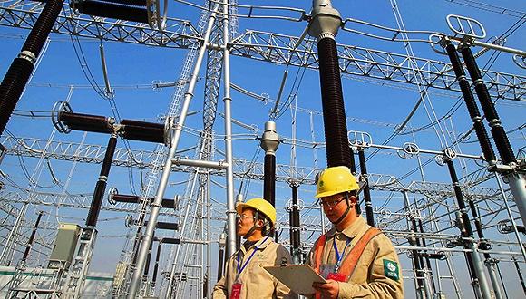 国家电网公司的特高压建设线路