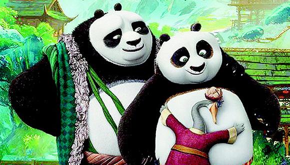 作者:于乐滋 横跨春节档上映的《功夫熊猫3》正式进入了紧锣密鼓的宣传期。 本周二,小娱见了美国动画梦工场CEO卡森伯格两次,一次是在下午《功夫熊猫3》万达电影公开课上;另一次是在当天晚上《功夫熊猫3》的看片会现场。 功夫熊猫系列自从2008年第一部开始,到现在7年时间已经完成3部,其中《功夫熊猫2》以6.