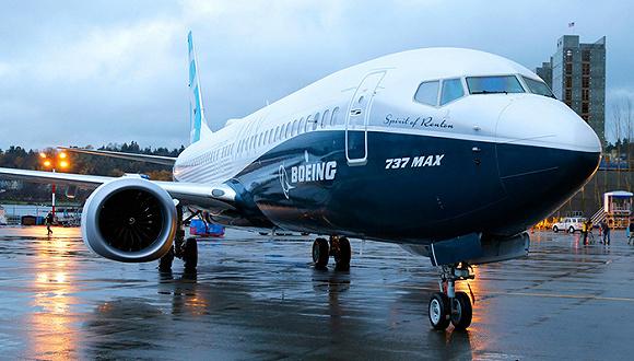 波音737飞机限坐