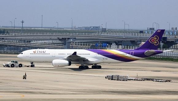 美国降低泰国民航业安全等级