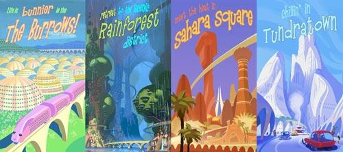 《疯狂动物城》这可能是明年迪士尼最值期待的动画片