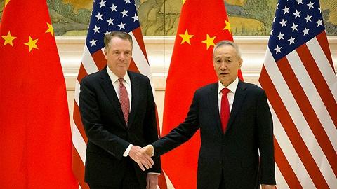 【财经24小时】中美近期将举行两场高级别经贸磋商