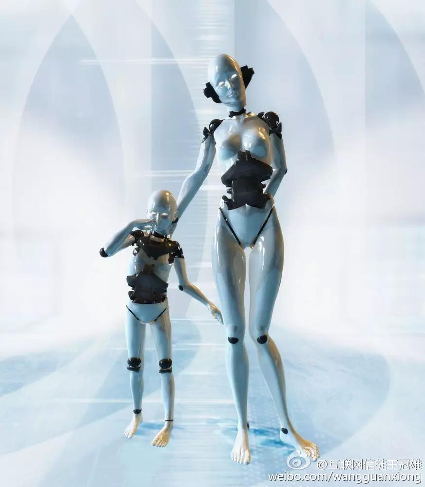 美国机器人电影
