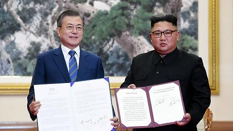 """朝韩""""事实上宣布战争状态结束""""?这事并不简单"""