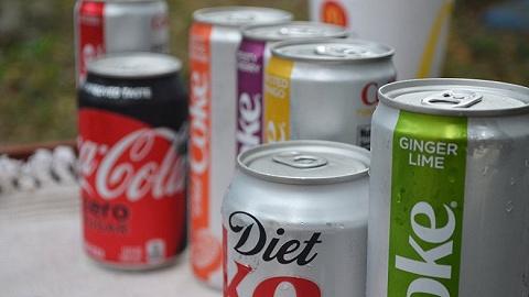 無糖汽水賣得不錯 可口可樂第三季度收益超分析師預期