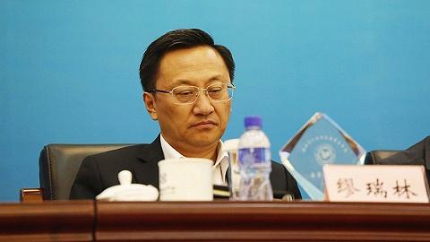 江苏副省长缪瑞林被查 曾补位落马的季建业任南京市长