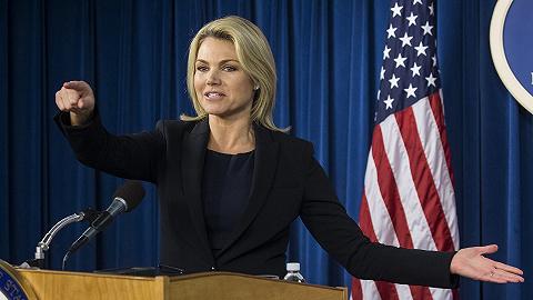 诺尔特:从福克斯女主播到美国常驻联合国代表