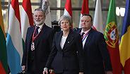 特蕾莎·梅盼绝处逢生,欧盟:重新谈判?没可能的