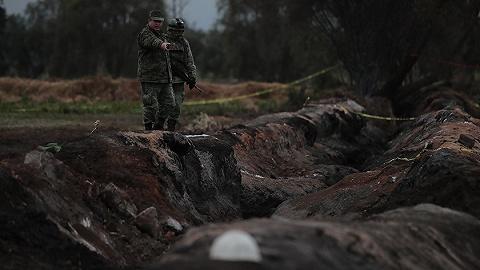 墨西哥输油管爆炸85死,竟因偷油比贩毒还暴利