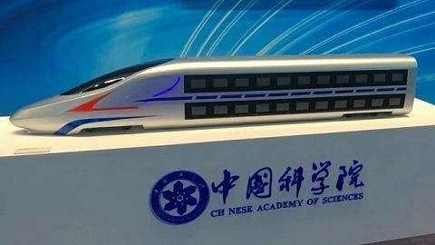 中国未来的双层高铁动车组长这样!跑出时速350公里不是问题
