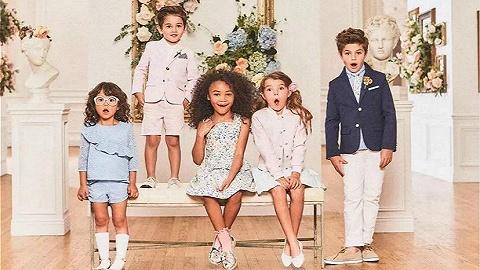 快看|Gap集团收购美国高端童装品牌Janie and Jack