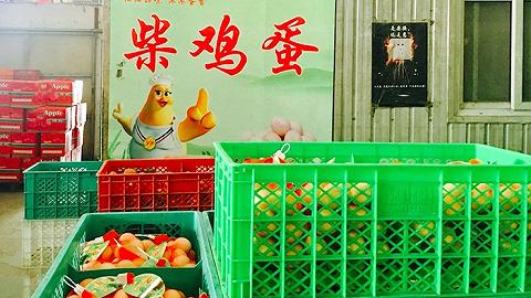 """【3.15特别报道】不良商家把普通鸡蛋""""化妆""""成?#33391;?#34507;来骗钱"""