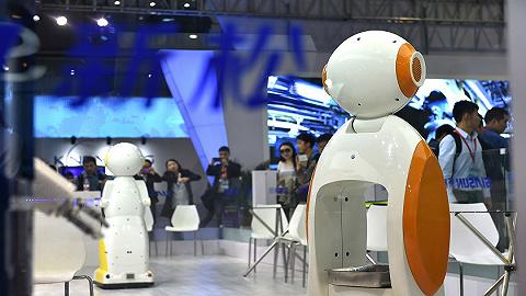 新松机器人去年净利增约4%,三分之一营收来自工业机器人