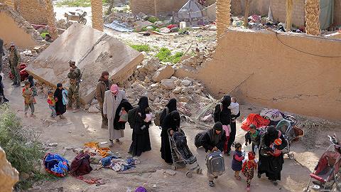 ISIS在叙最后据点终被拿下,但安全威胁仍在