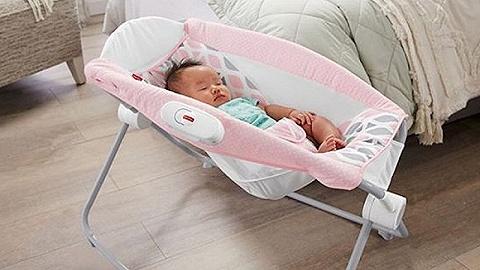 费雪宣布在华召回部分进口婴儿摇床