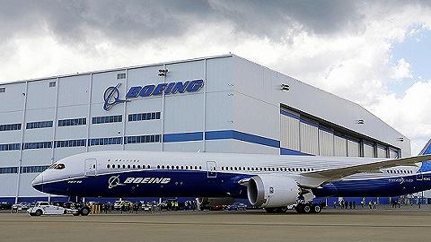 受737MAX停飞影响,波音一季度净利润同比下滑13%