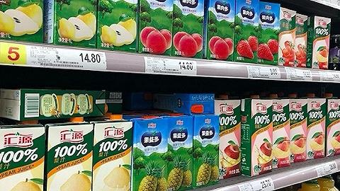 """汇源果汁与天地壹号成立合资公司,注册商标""""汇源""""易主"""