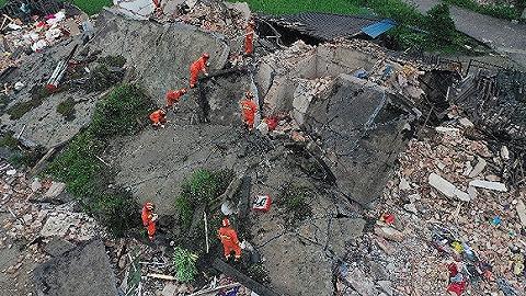 专家解读长宁6.0级地震原因:属构造地震,余震丰富
