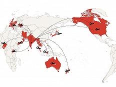 数据 | 近1个月内36个国家、地区对印度入境进行限制